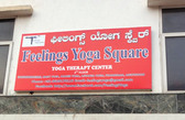 Feelings Yoga Square (Unisex)