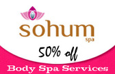 Sohum Spa - Amanora Town Center