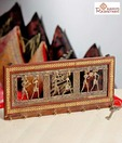 Aapno Rajasthan Tribal Eight Key Hanger