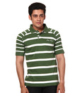 Palm Beach Dark Green Polo T-Shirt