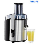 Philips HR1861 Aluminium Juicer