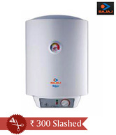 Bajaj Majesty Glassline 25 ltr GMV Storage Water Heater