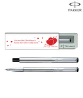 Parker Vector SS CT Roller Ball Pen (M- 1)