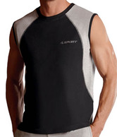 Jockey Grey & Black Royal Tee Pack of 3
