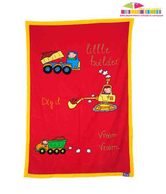 Bananaah Double Bed Quilt Little builder