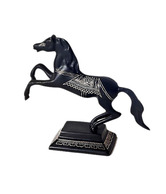 48craft Bidriware Black Horse