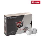 Wilson Staff DX2 Soft Golf Balls (Pack of 12)