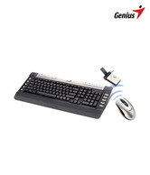Genius Slimstar R610 Wireless Desktop Combo