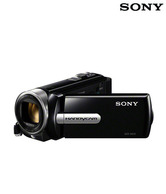 Sony DCR SX22 Handycam (Black)