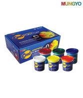 Mungyo Coziform Air Hardening Clay - Set of 6 Colors