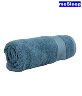 MeSleep Blue Cotton Towel