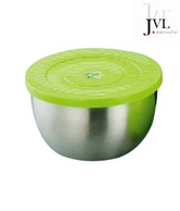 JVL Trendy Green Lid Bowl