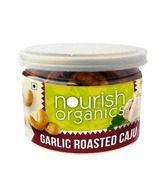 Nourish Organic Garlic Roasted Caju