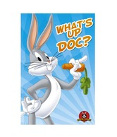 Looney Tunes Bugs Bunny (24 x 36 Inches)