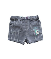 Beebay Classic Grey Shorts For Kids