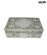 Welpro Embellished Wooden Multi-Purpose Box