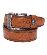 Flying Colors Swanky Brown Belt