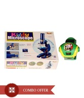 Combo Annie Kiddy Microscope & Projector Watch
