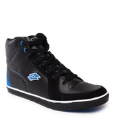 Lotto Concept Black & Blue Basketball Shoes