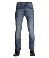 LEE WHSKR BRSHED BLUE basic Jeans