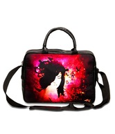 Flying Colors Dreaming Girl Laptop Bag