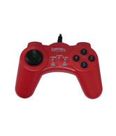 Zebronics GD3-ZEB-50JP Joypad for PC (Red)