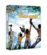 Rang De Basant (Hindi) [Blu-ray] : Steelbook