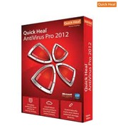 Quick Heal Antivirus 2012 (3 User)