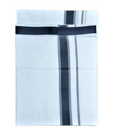 Ramsons Black Striped Men's Dhoti