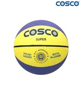 Cosco Super Multi Color basketball  (Size 5)