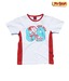 Mr. Bean Team White & Red Boys T-shirt For Kids