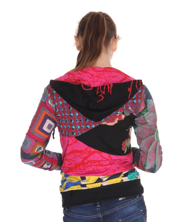 Desigual Subtle Reversible Jacket