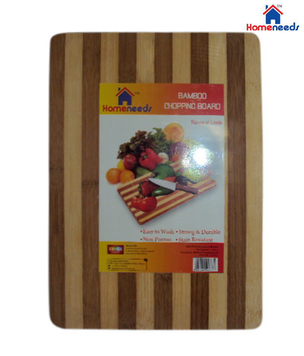 Home Needs Bamboo Chopping Board