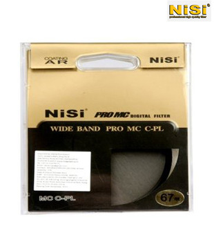 Nisi 67 mm Circular Polarizer Lens Filter