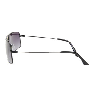 Fueel Sophisticated Black Sunglasses