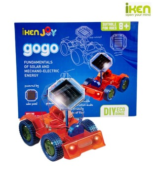 Iken Joy Go-Go Solar Energy Car