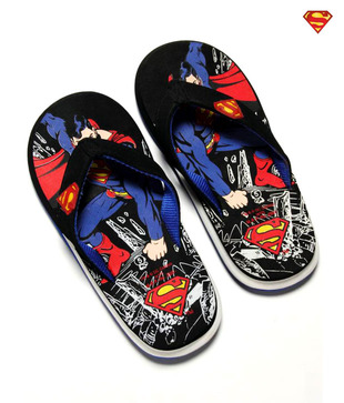 Superman in Action Hawaii Footwear-SP-1003