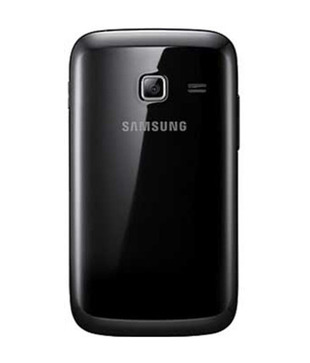 Samsung Galaxy Y Duos S6102 Strong Black