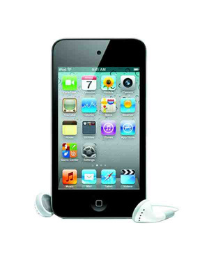 Apple Ipod Touch 4Th Generation 8 Gb Black