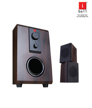 iBall Raaga 2.1 Speakers